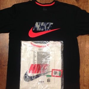 2 Nike T-shirts for Men... Released In Japan only